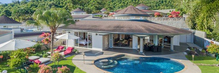 Bismarck's Paradise | Luxury Villas Phuket