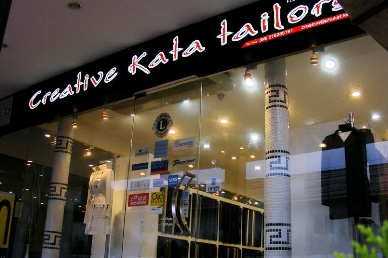 Creative Tailors Phuket
