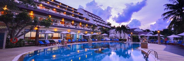hotell kata beach