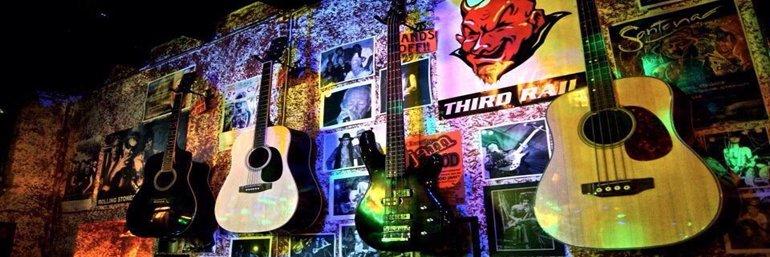 Rockin' Angels Blues Cafe, Bars, Phuket Town