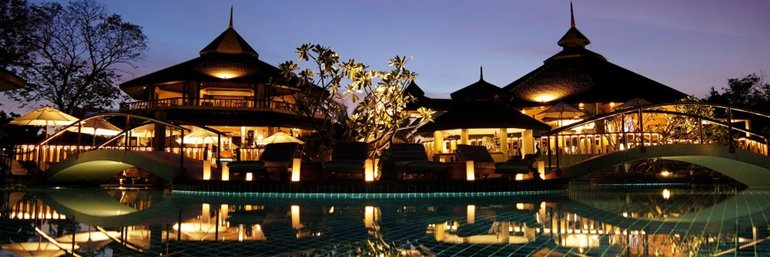 The Mangosteen Resort & Ayurveda Spa, Hotels and Resorts, Rawai